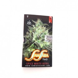Samsara Seeds Spicy White...