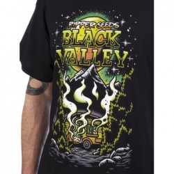 POLERA LOGO BLACK VALLEY