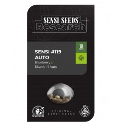 Sensi Seeds 119 (Blueberry...