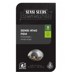 Sensi Seeds 140 (Chocolope...