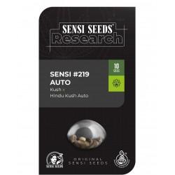 Sensi Seeds 219 (Kush x...