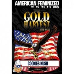 Gold Harvest Cookies Kush...