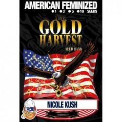 Gold Harvest Nicole Kush...