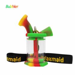 "Waxmaid 3"" Silicone Glass..."
