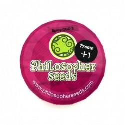 Philosopher Seeds Spicy CBD...